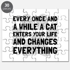 Cat Changes Everything Puzzle
