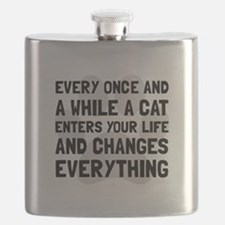Cat Changes Everything Flask