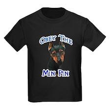 Min Pin Obey T