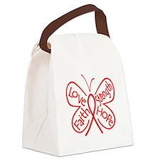 Pulmonary Embolism Canvas Lunch Bag