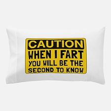 Fart Second Pillow Case