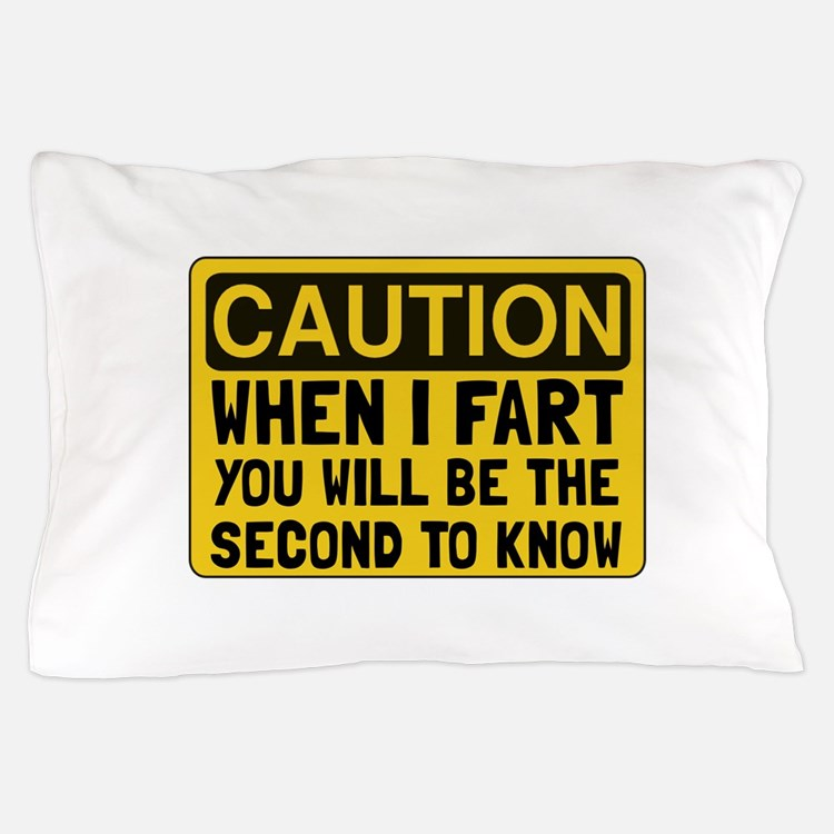 Fart Second Pillow Case