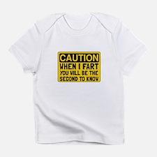 Fart Second Infant T-Shirt