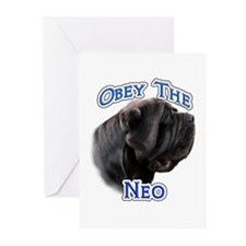 Neo Obey Greeting Cards (Pk of 10)