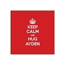 Hug Ayden Sticker