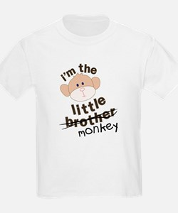 little brother monkey crossout T-Shirt