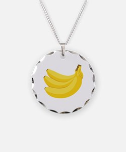 Bunch of Bananas Necklace