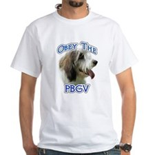 PBGV Obey Shirt