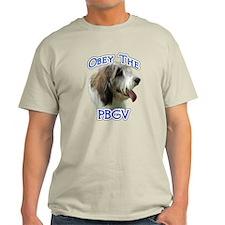 PBGV Obey T-Shirt