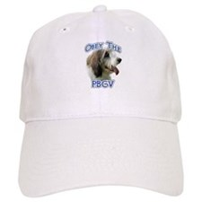 PBGV Obey Baseball Cap