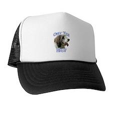 PBGV Obey Trucker Hat