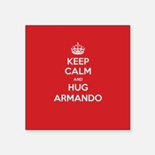 Hug Armando Sticker