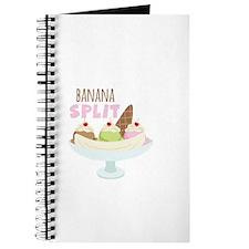 Banana Split Journal
