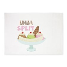 Banana Split 5'x7'Area Rug