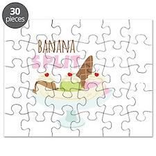 Banana Split Puzzle