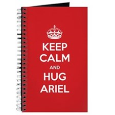 Hug Ariel Journal