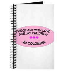 Pregnant With Love- Children in Colombia Journal