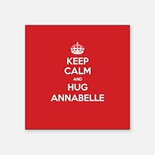 Hug Annabelle Sticker