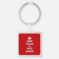 Hug Angie Keychains