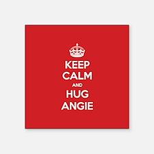 Hug Angie Sticker