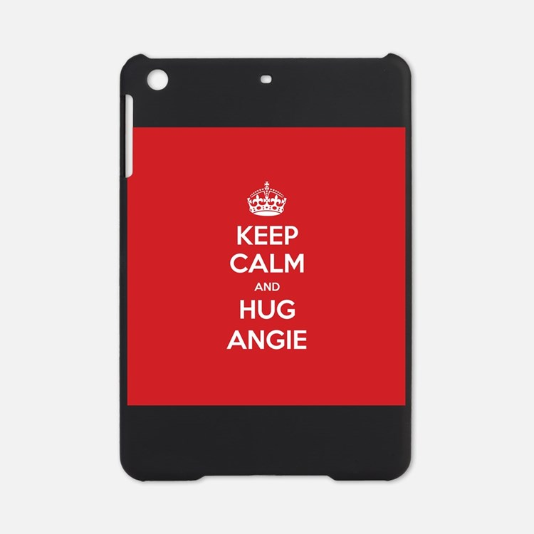 Hug Angie iPad Mini Case