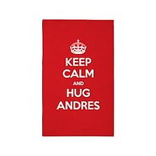 Hug Andres 3'x5' Area Rug