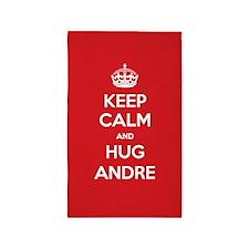 Hug Andre 3'x5' Area Rug