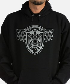 NSA Nothing To Hear Hoodie