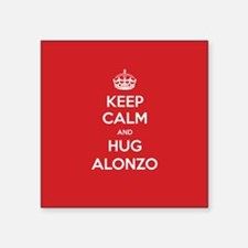 Hug Alonzo Sticker