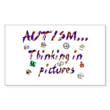 Thinking In Pictures.png Decal