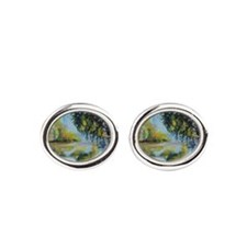 Fall season Cufflinks