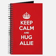 Hug Allie Journal