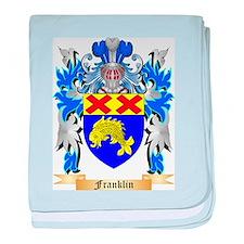 Franklin baby blanket