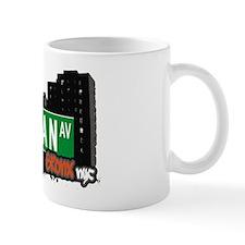 Mahan Av, Bronx, NYC Coffee Mug