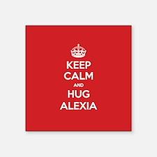 Hug Alexia Sticker