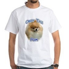 Pomeranian Obey Shirt