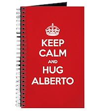Hug Alberto Journal