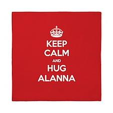Hug Alanna Queen Duvet