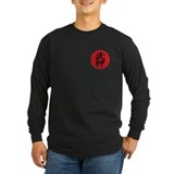Bujinkan Long Sleeve Dark T-Shirts