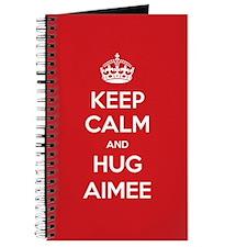 Hug Aimee Journal