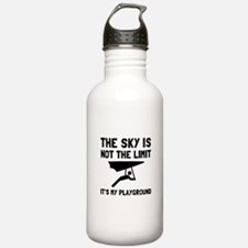 Hang Glide Playground Water Bottle