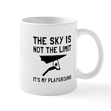 Hang Glide Playground Mugs