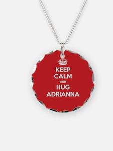 Hug Adrianna Necklace
