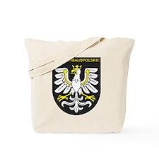 Eagle Malopolskie Black Tote Bag