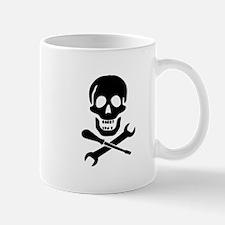 Mechanic Pirate Mugs
