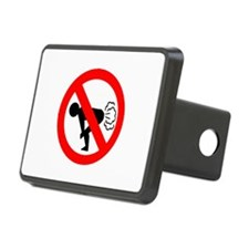 No Fart Hitch Cover