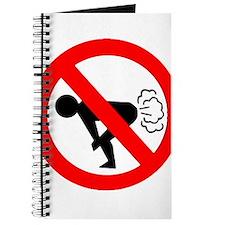 No Fart Journal