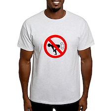 No Fart T-Shirt