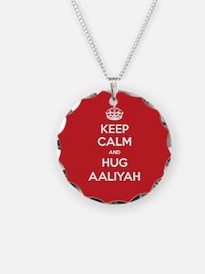 Hug Aaliyah Necklace