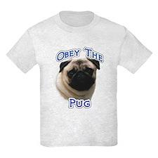 Pug Obey T-Shirt